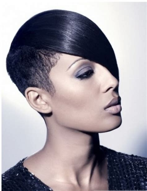 side shave hairsstyle american shaved hairstyles for black women