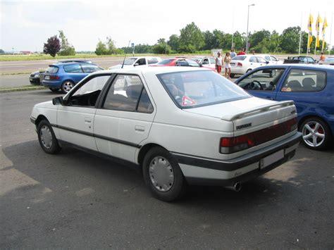 Megb 237 Zhat 243 J 243 P 246 Zs 243 Peugeot 405 1987 Totalcar Aut 243 S