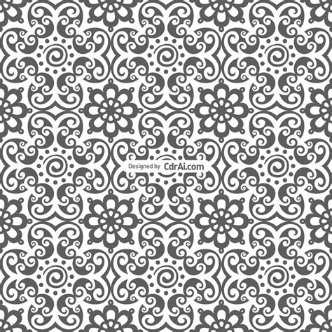 Arabesque Pattern Ai | abstract seamless pattern arabesque background free