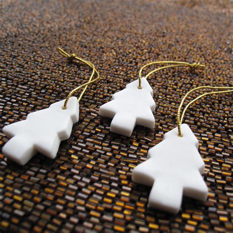 white tree decorations uk white tree decoration