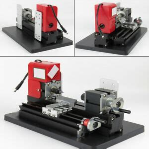 usa diy mini lathe wood metal motorized machine
