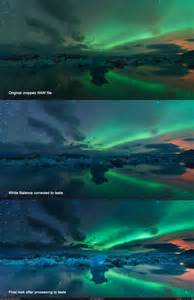 how to photograph the northern lights