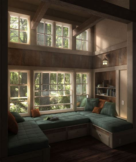 the in my window books comfy books nook windows reading nook i want to live here