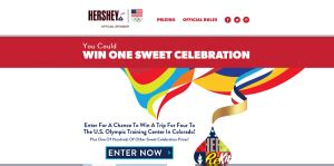 Hershey Sweepstakes - sweepstakeslovers daily cinemark charter communications little caesars more