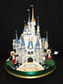 disney kuchen wedding cakes pictures cinderella castle wedding cake