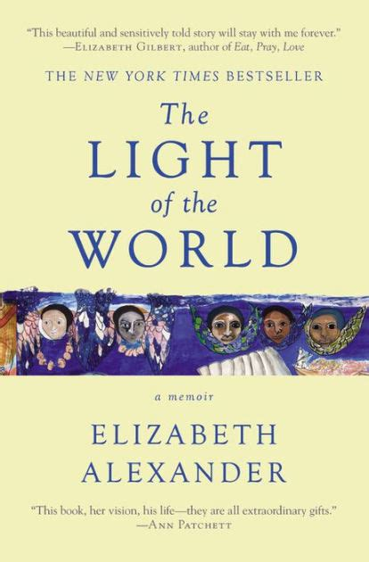 The Light Of The World By Elizabeth Alexander Hardcover