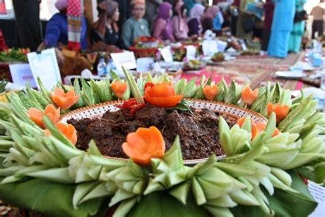 indonesia promosikan keragaman kuliner  indiana