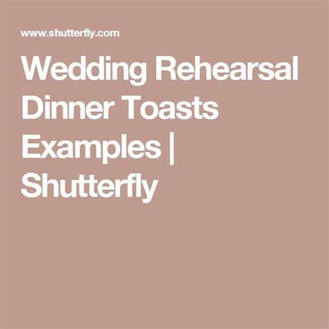 Best 25  Rehearsal dinner toasts ideas on Pinterest