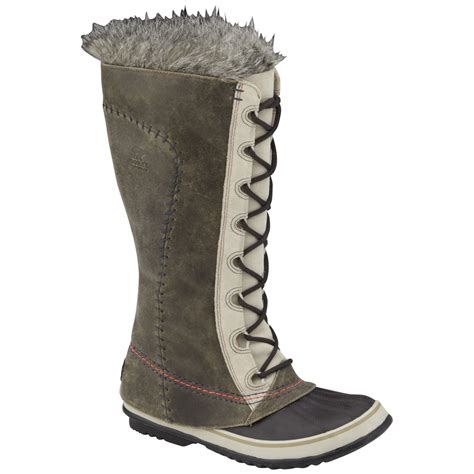 winter boot sorel s cate the great deco winter boot
