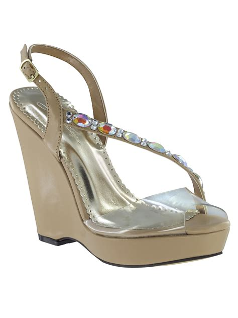 pageant shoes johnathan kayne wedge pageantdesigns