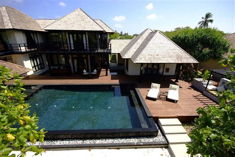 home design resort house iruveli a serene beach house in maldives architecture