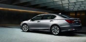 Acura Rlx Sport 2016 Acura Rlx Sport Hybrid Goes On Sale June 3rd