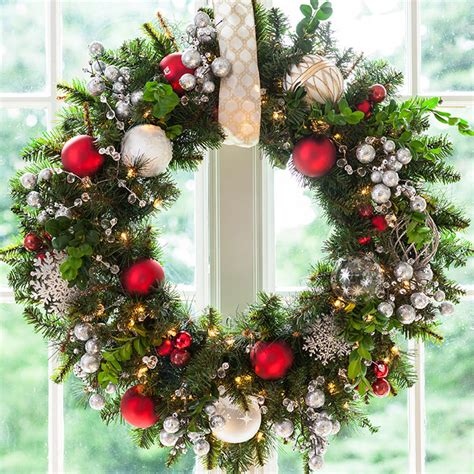 christmas holiday christmas wreath ideas