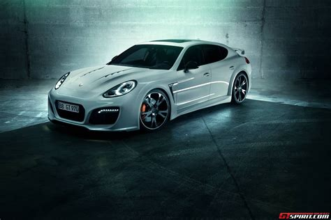 techart porsche panamera official 2014 porsche panamera based techart grandgt