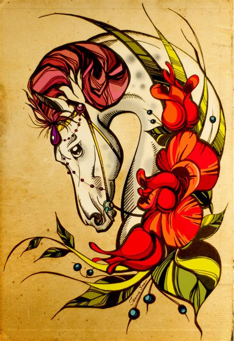 tattoo sketch by jeanne saar on deviantart