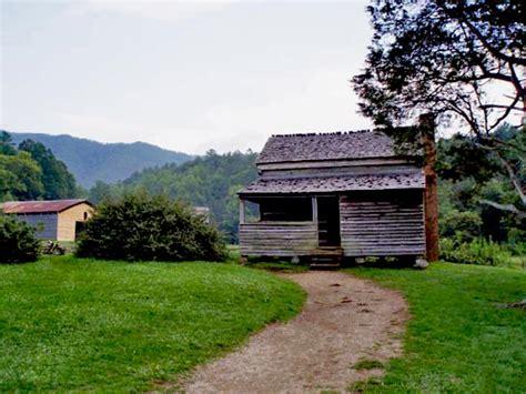 Of Dan Cabins by Dan Lawson Cabin In Cades Cove