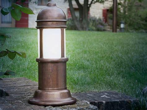 paletti da giardino paletto luminoso da giardino in metallo collezione pr 192 by