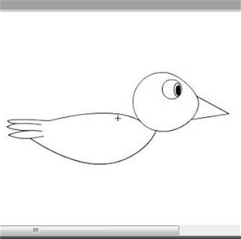 tutorial gambar burung plus44 cyber flash comunity tutorial membuat animasi