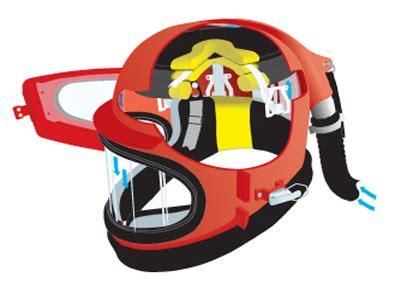 Helmet Clemco Apollo 100 clemco strahlhelm apollo 600 rot