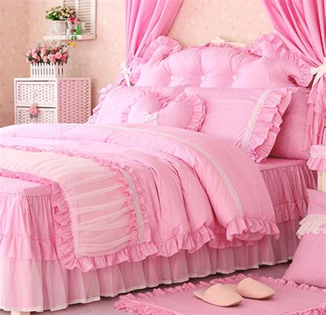 cute girls bedding romantic cute bedding sets teenage girl twin full queen