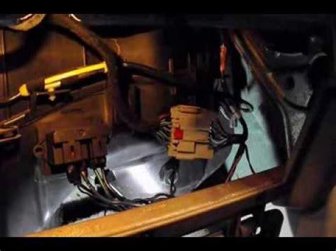 replace blower motor resistor 2005 chrysler town country 2002 chrysler town country blower motor resistor replacement