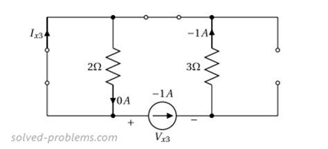 resistor superposition circuits problem superposition problem with four voltage and current sources solved problems