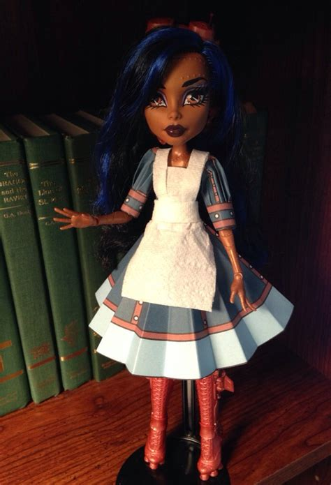 high doll clothes high printable doll clothes