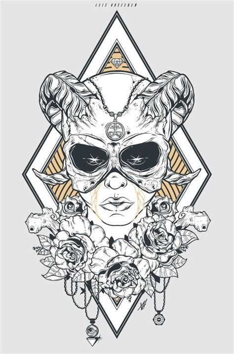 axis tattoo axis obscurum on the wacom gallery by viscera vicarious