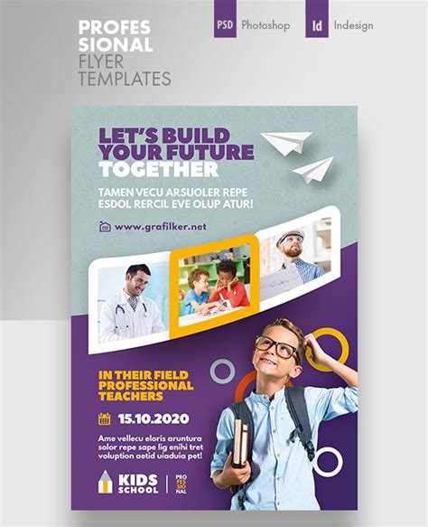 21 Best New Event Flyer Templates For Photoshop Indesign For 2019 Indesign Event Flyer Templates