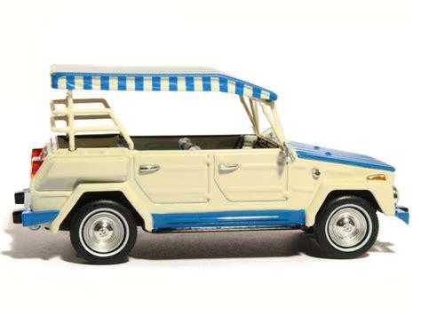 volkswagen thing blue volkswagen 181 acapulco thing 1974 matrix 1 43