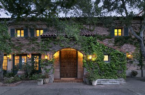 jeff bridges santa barbara jeff bridges incredible 163 14 800 000 mansion is up for sale
