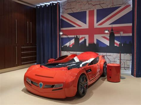 Car Bed For by 15 Racing Car Beds For Children Room