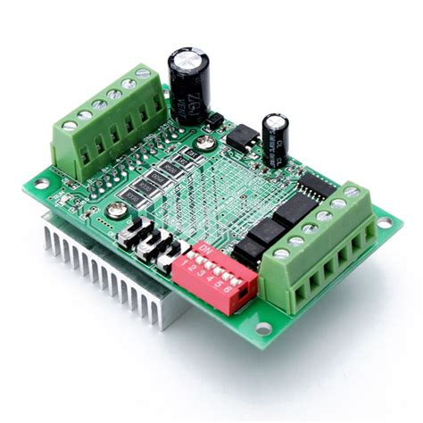 Tb6560 Programming Universal Driving Board Single Axis Controller tb6560 3a cnc router 1 axis driver board stepper motor drivers alex nld