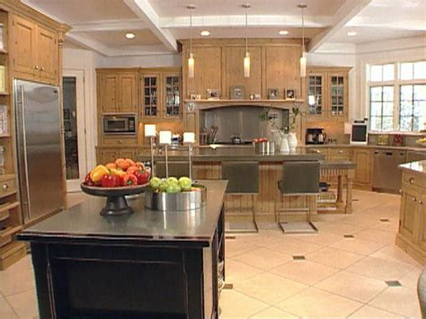 how do i design my kitchen how much kitchen do you need hgtv