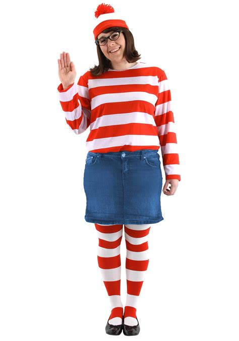 halloween costumes plus size where s wenda costume