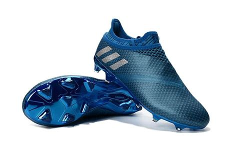 Adidas Messi 16 Pureagility Black adidas messi 16 pureagility fg football boots ag shock blue silver metallic black for a