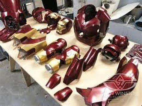 tutorial cosplay iron man muy facil de hacer youtube