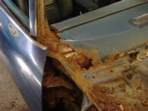1975 Pontiac Trans Am Rust Repair