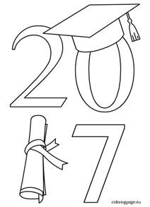graduation coloring pages 17 best ideas about graduation clip on