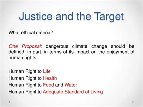 section 4 1 the role of climate answers the necessary role of ethics and justice in climate policy