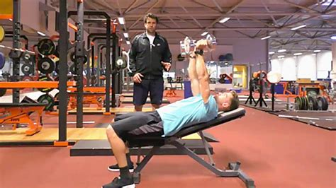 the right way to bench press tip the right way to dumbbell bench press t nation