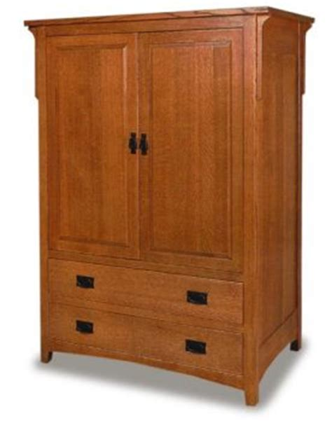 Oak Armoire Entertainment Center by Millcreek Mission Entertainment Center Amish Family Room