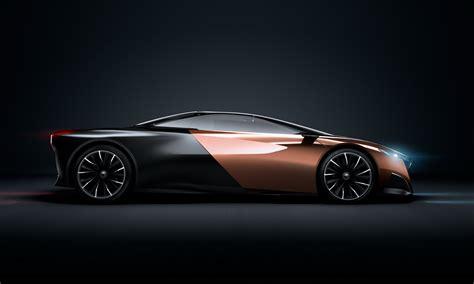 peugeot supercar peugeot onyx test fr concept car peugeot design lab