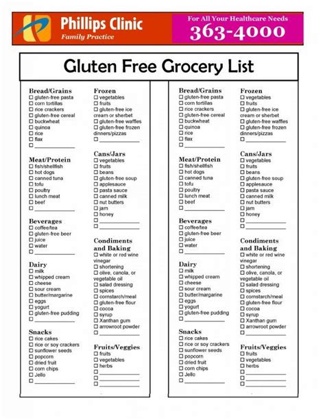 Gluten Free Diet Detox Symptoms by 1000 Ideas About Grocery Lists On Clean