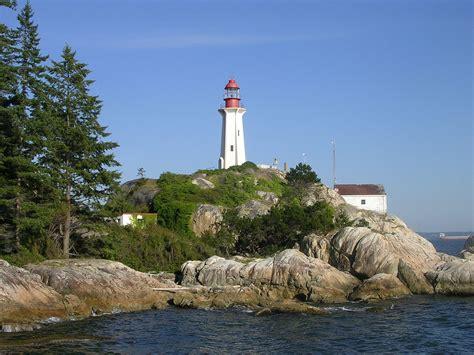 Light House Point by Point Atkinson Lighthouse