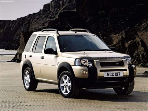 land rover freelander 2004 2004 land rover freelander information and photos