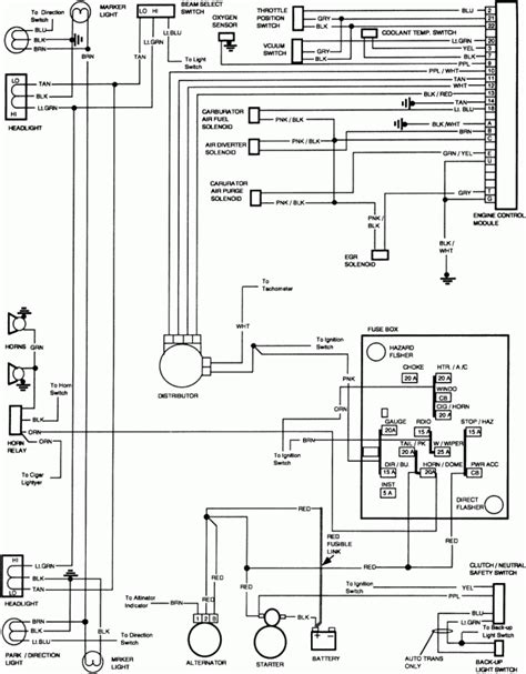 c10 truck wire diagram 1966 c10 wiring diagram
