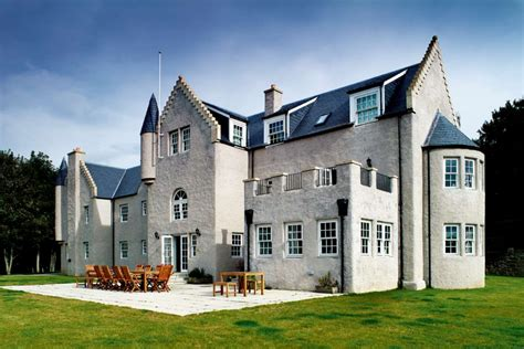 Open Floor Plans New Homes The Gallery For Gt Scottish Castle House Plans
