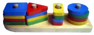 Basic Shape Mainan Edukasi Geometri Dasar Empat Bentuk Edukatif Anak butiq mainan kayu edukasi
