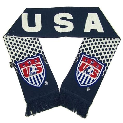 official team usa 2014 soccer scarf pictures photos and